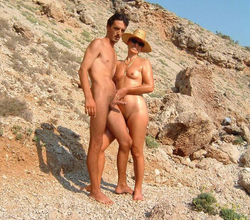 Pussy nudist amateur couple