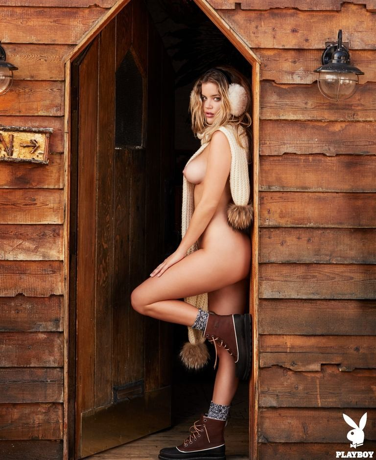 Shelby Rose By Kyle Deleu For Playboy Newbienudes 1